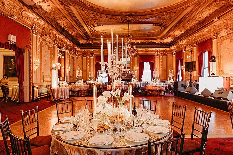 Jewish Wedding Metropolitan Club New York City NYC USA_0025