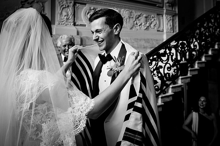 Jewish wedding Dartmouth House, Mayfair, London UK_0011