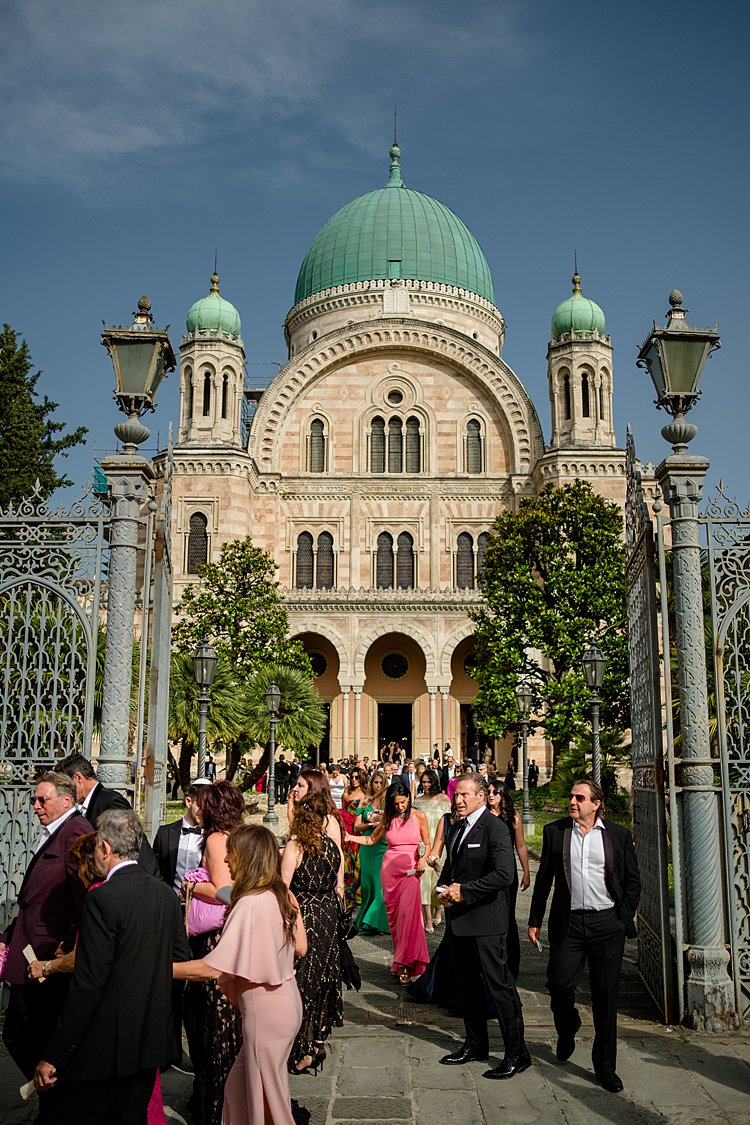 Jewish wedding Great Synagogue of Florence and Villa di Maiano, Florence, Italy_0110