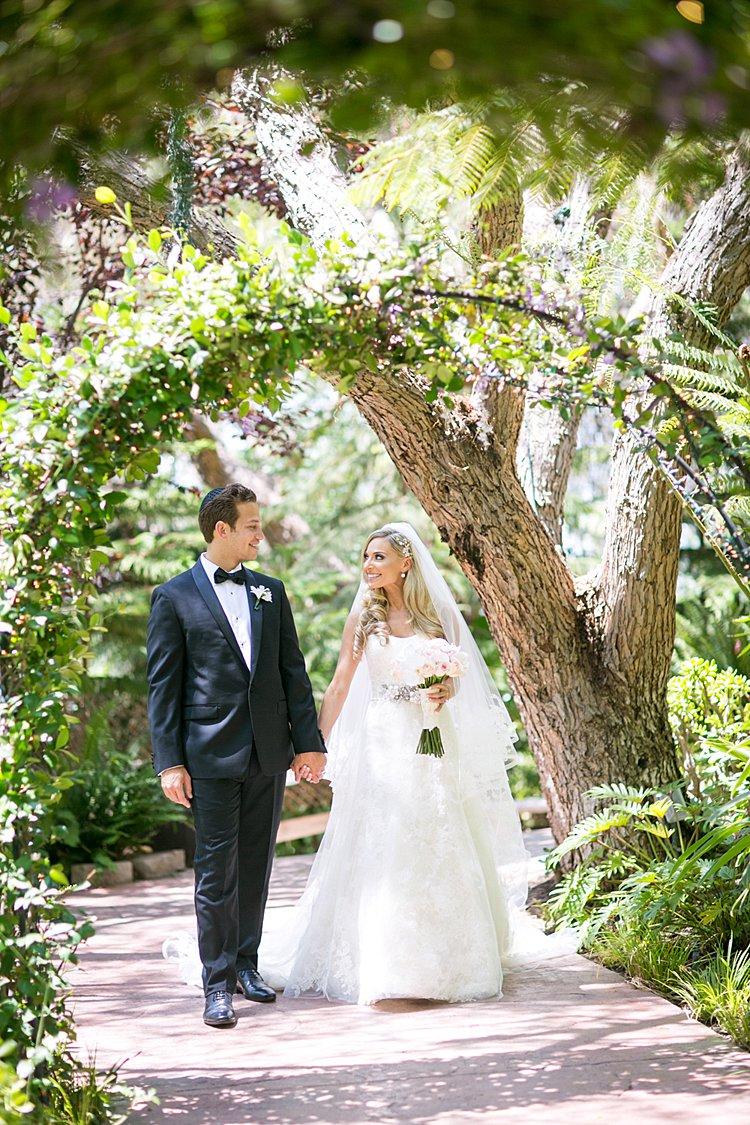 Jewish wedding The Vineyards in Simi Valley, California, USA_0012
