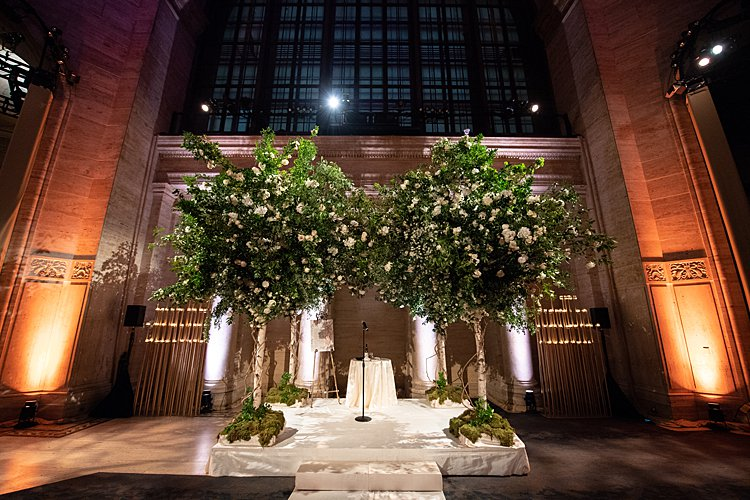 Jewish wedding at Cipriani 25 Broadway NYC USA_0024