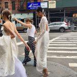 Smashing The Glass at New York Bridal Market!