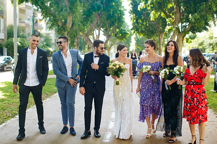 Destination Jewish wedding Bayit Al Hayam in Jaffa, Israel_0005