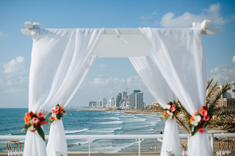 Destination Jewish wedding Bayit Al Hayam in Jaffa, Israel_0028