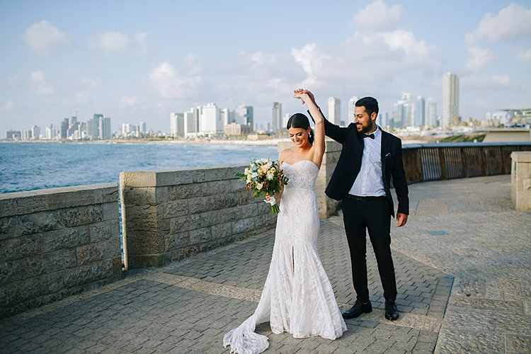 Destination Jewish wedding Bayit Al Hayam in Jaffa, Israel_0032