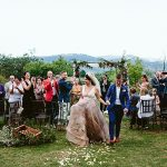 A Jewish-Cuban-Italian Same-Sex Destination Wedding at La Chiusa, Montefollonico, Siena, Tuscany, Italy