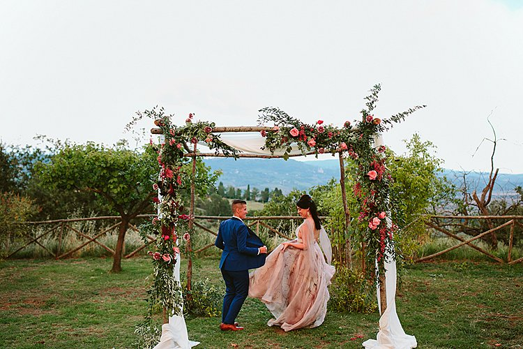 Destination Lesbian Jew-ish wedding La Chiusa, Montefollonico, Siena, Tuscany, Italy_0054