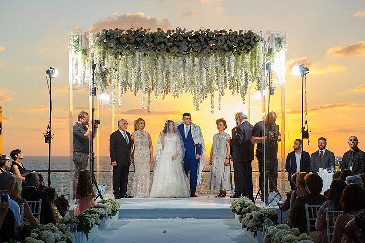 Jewish wedding Hilton in Tel Aviv Israel_0061