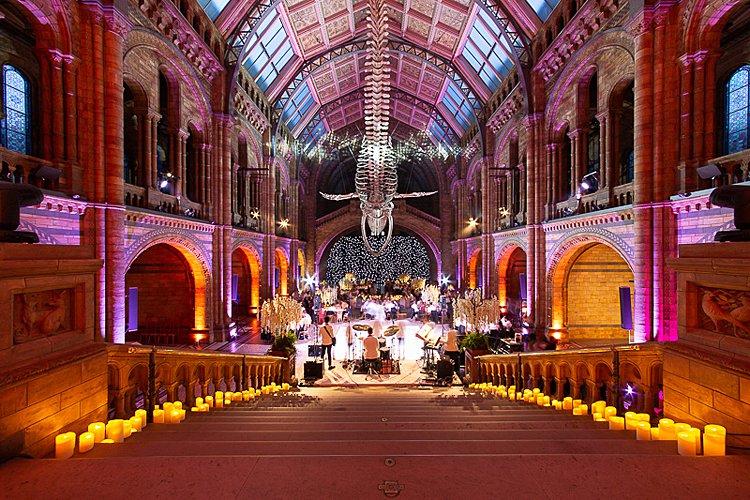 Jewish wedding Natural History Museum, South Kensington, London, UK_0055