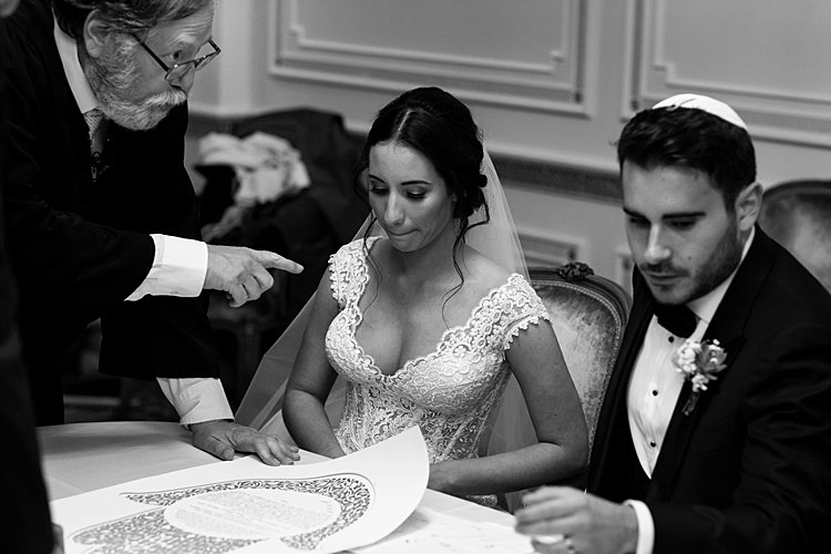 Jewish wedding Plaisterers' Hall, One London Wall, London UK_0011