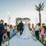 A Made With Love Bride for a Luminous Jewish Wedding on the Beach at Kochav Hayam, Caesarea, Israel