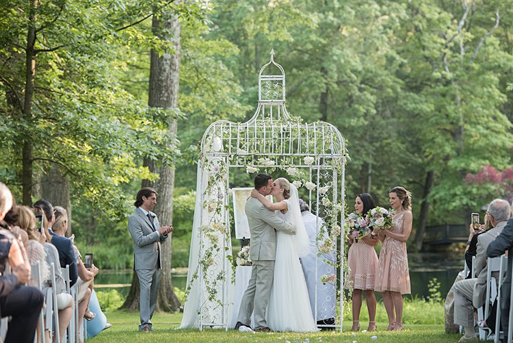 Jewish wedding Pleasantdale Chateau, West Orange New Jersey USA_0016