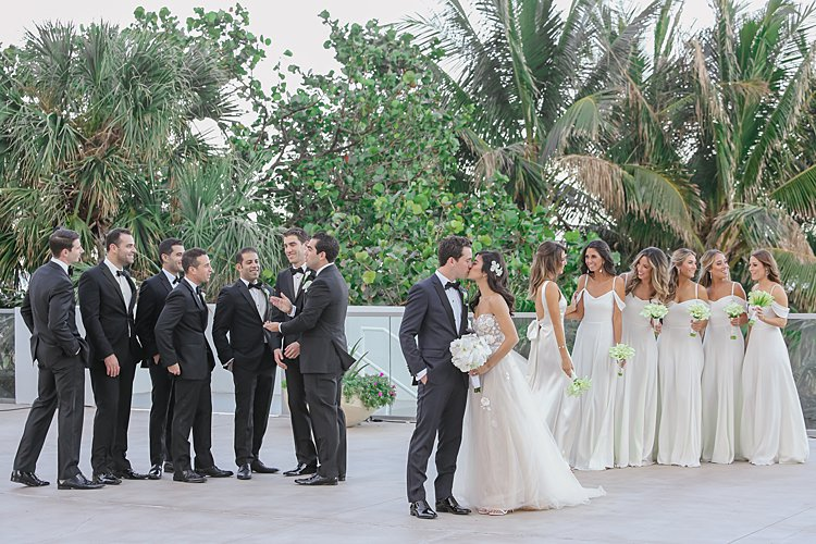 Jewish wedding The 1 Hotel South Beach Miami Florida USA_0007