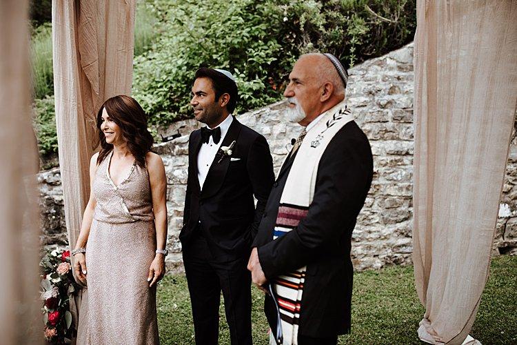 Jewish wedding Villa Montefiano Fiesole Florence Tuscany, Italy_0016