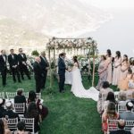 A Pronovias Bride for a Dreamy Destination Jewish Wedding at Belmond Caruso, Ravello, Amalfi Coast, Italy