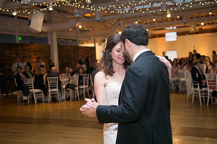 Jewish wedding The American Visionary Art Museum in Baltimore, MD USA_0034