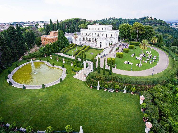 Jewish wedding at Great Synagogue and Villa Miani Rome Italy_0038