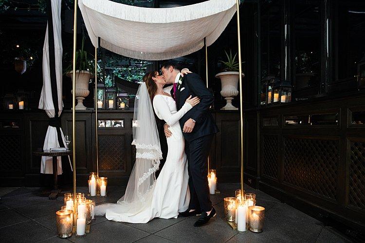 Jewish Wedding Gramercy Park Hotel in NYC, USA_0038