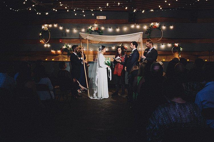 Jewish Wedding Littlefield, Brooklyn USA_0012