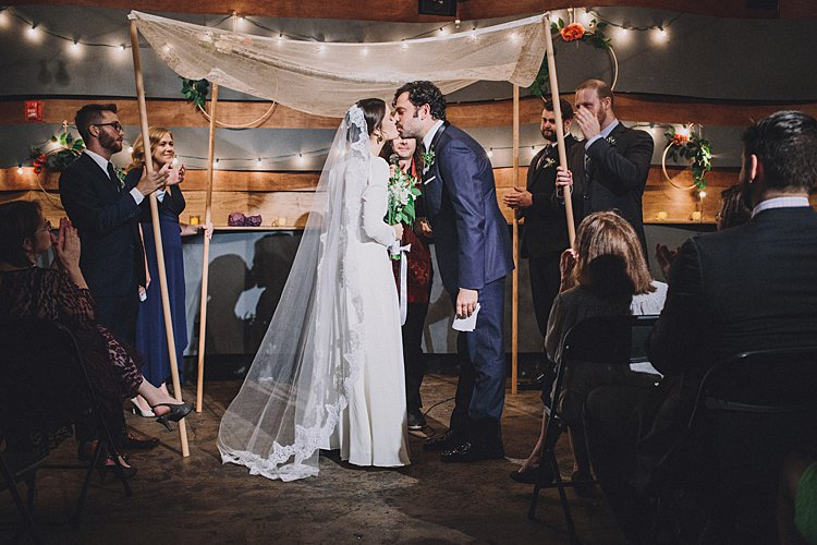 Jewish Wedding Littlefield, Brooklyn USA_0072