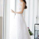 A Francesca Miranda Bride for a Romantic Jewish Wedding with a Touch of Edge at Ronit Farm, Kfar Shmariyahu, Israel