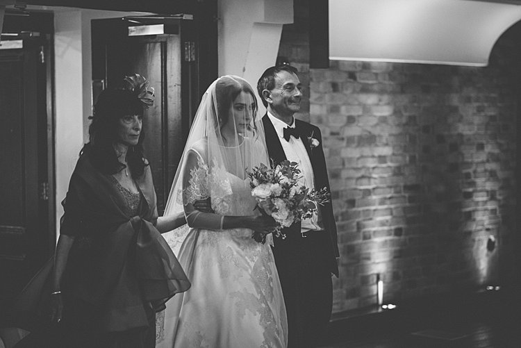 Jewish Wedding The Brewery London UK_0028