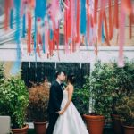 A Pronovias Bride for a Tuscany-in-London Jewish Wedding at The Brewery, London, UK