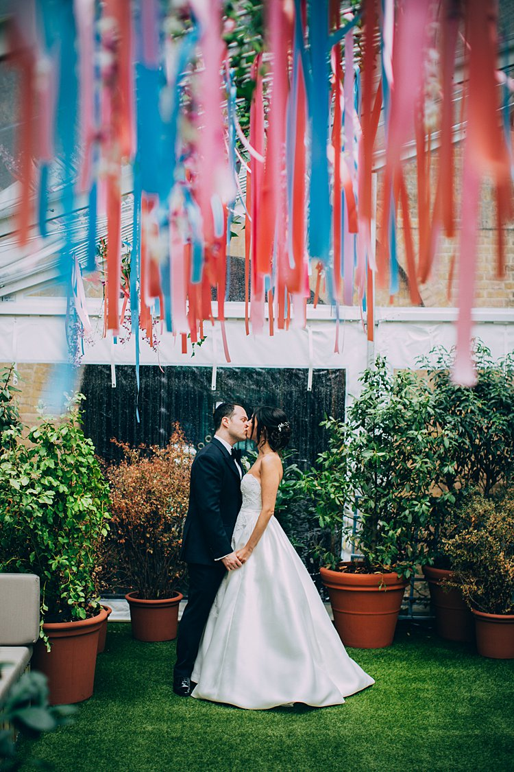 28de3a90a0130b A Pronovias Bride for a Tuscany-in-London Jewish Wedding at The Brewery