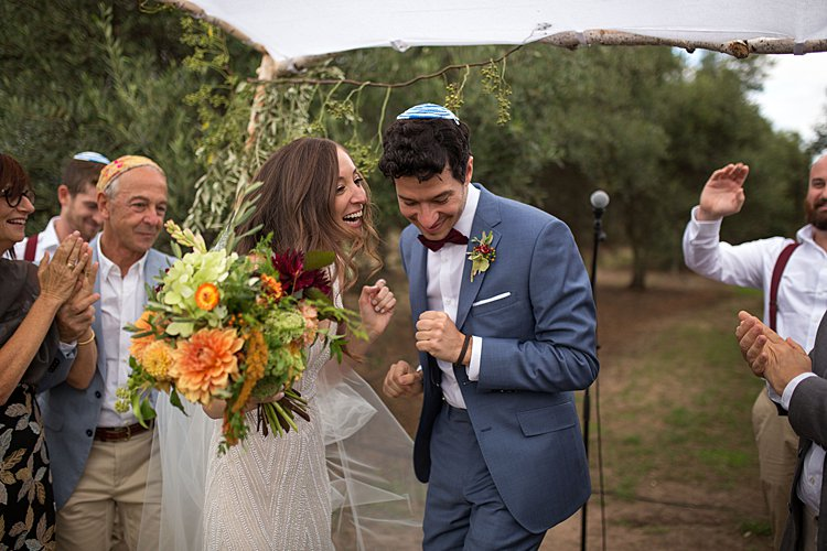 Jewish wedding Mount Duneed Estate winery in Geelong, Australia_0001