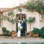 A BHLDN Bride for a Jewish Wedding with a Remarkable Love Story at The Folly, Capistrano Beach, California, USA