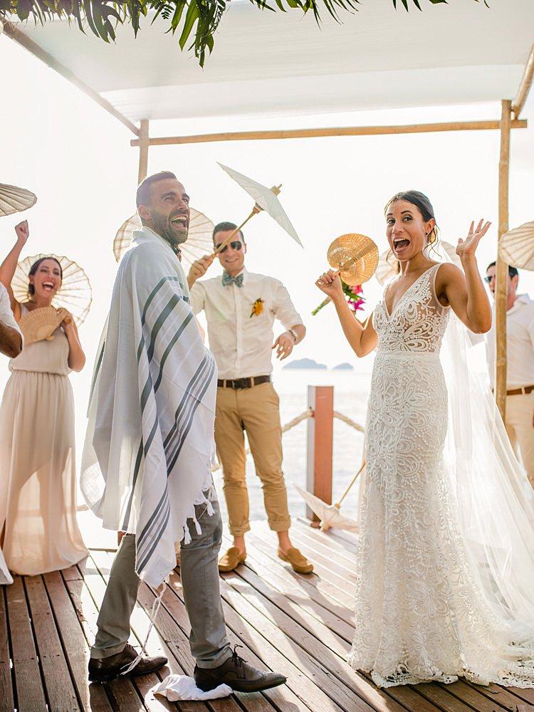Jewish Wedding Conrad Hotel Koh Samui, Thailand_0030