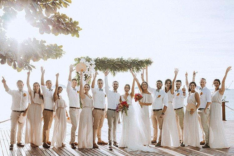 Jewish Wedding Conrad Hotel Koh Samui, Thailand_0039