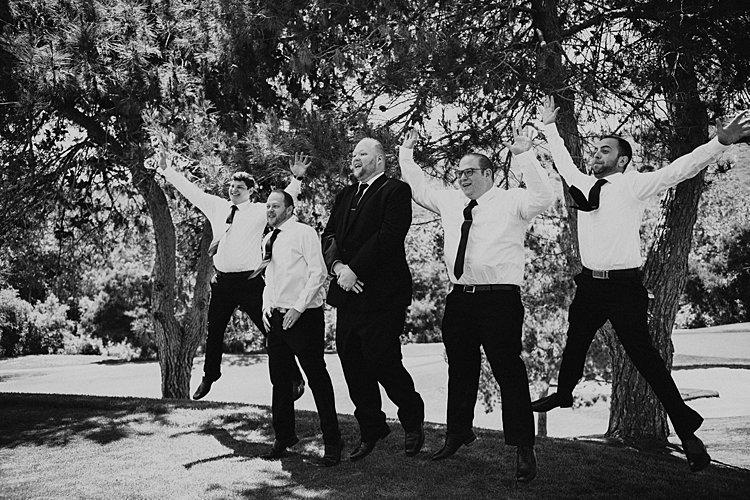 Jewish Wedding Twin Oaks Golf Course in San Marcos, California USA_0029