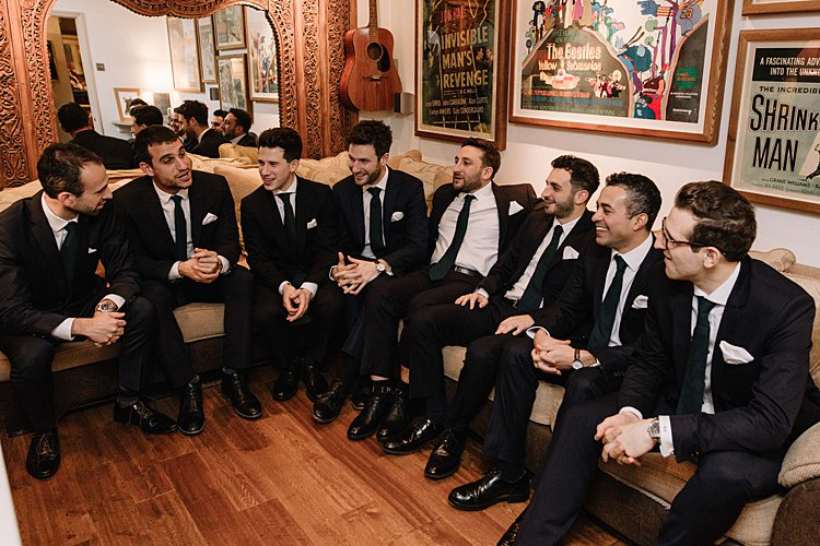 Jewish wedding Hackney Town Hall London UK