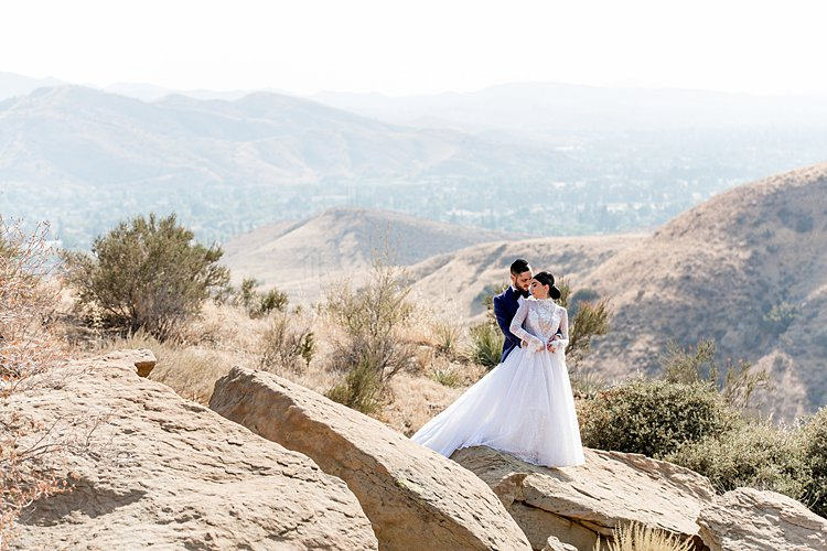 Jewish wedding Hummingbird Nest Ranch in Simi Valley California USA_0057
