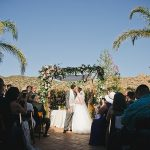 A Meaningful Family-Forward Jewish Wedding at Hummingbird Nest Ranch, Santa Susana, California, USA