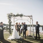 A Nautical New England Jew-ish Wedding at Latitude 41 in Mystic, Connecticut, USA