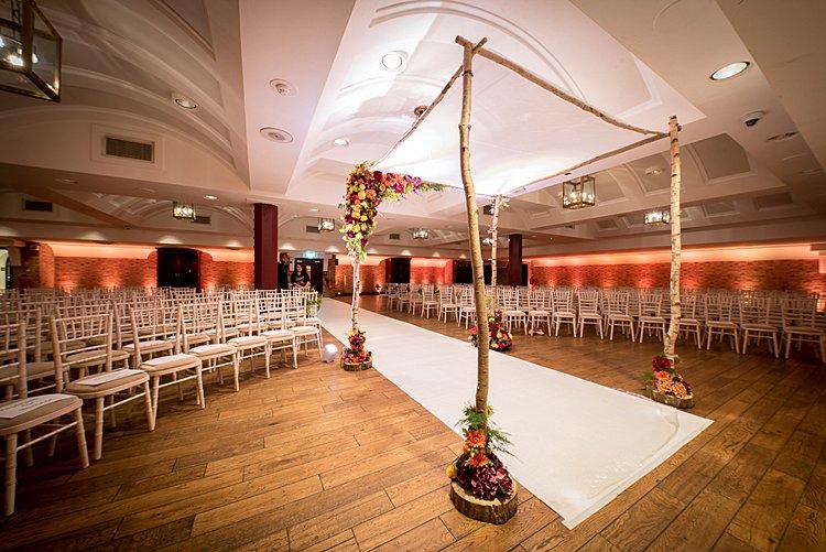 Jewish wedding The Brewery London UK_0059