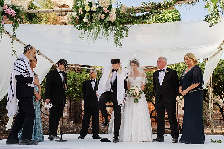 3775f9d02c5 This glorious Jewish wedding in Spain is truly the stuff destination wedding  fantasies are made of – and no wonder