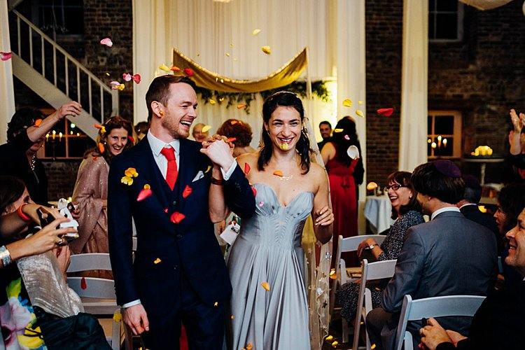 56f3a2af6b0 One of our favorite things here at STG is seeing all the different ways  couples bring their backgrounds together in crafting their Jewish weddings…  and ...
