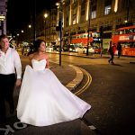A Suzanne Neville Bride for an Elegant Jewish Wedding at the Sheraton Park Lane Hotel, London, UK