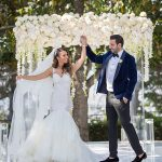 A Galia Lahav Bride for an Elegant and Energetic Persian Jewish Wedding at the Sheraton Universal, Los Angeles, CA, USA