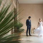 A Mira Zwillinger Bride for a Casually Elegant Destination Jewish Wedding at The Lawrence, Old Jaffa, Tel Aviv, Israel