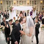 A Stella York Bride for a Family-Centered Jewish Wedding at The Waldorf Hilton Aldwych, London, UK