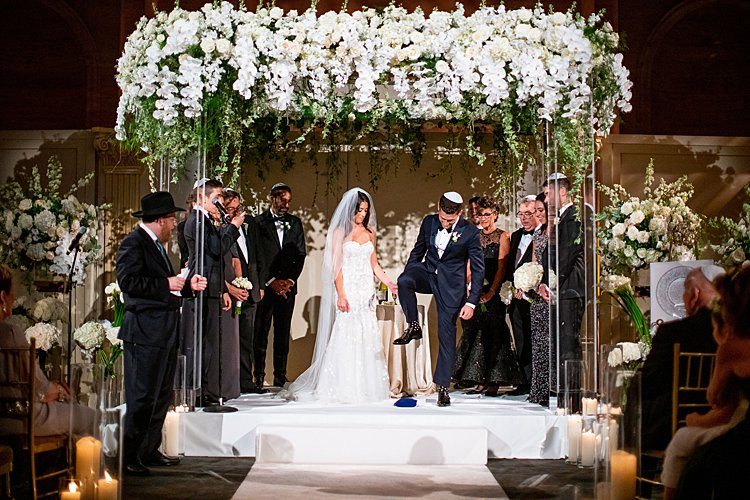 Jewish Wedding Cipriani 25 NYC USA_0178