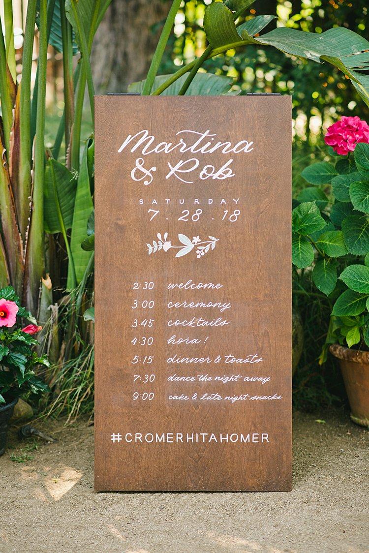 Jewish wedding Holly Farm Carmel California USA_0040