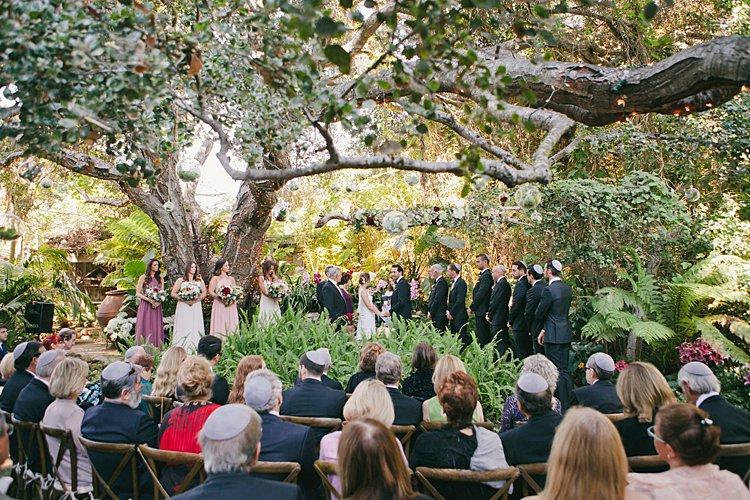 Jewish wedding Holly Farm Carmel California USA_0033
