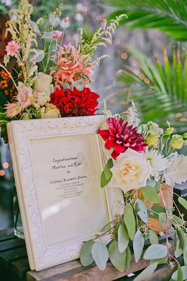 Jewish wedding Holly Farm Carmel Califo