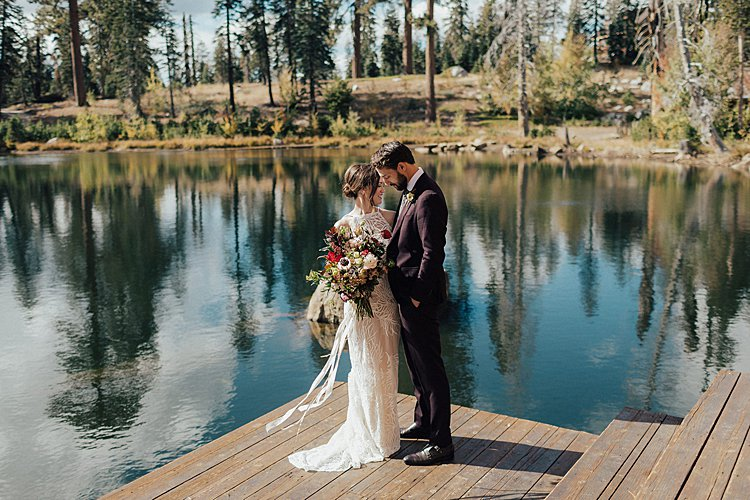 Jewish wedding The Hideout Kirkwood CA, USA_0017