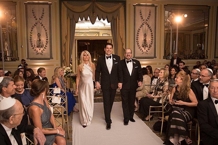 Jewish wedding The Pierre NYC USA_0038
